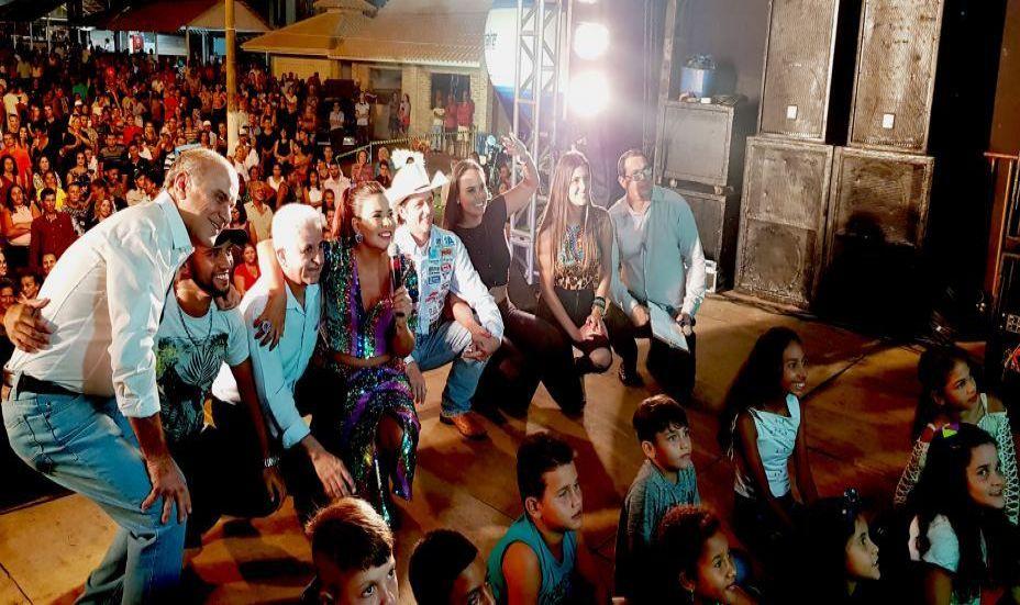 105 anos: Severínia comemora aniversário com show de Mara Maravilha e atrações para crianças