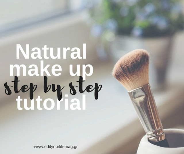 Easy fresh make up tutorial Step by step