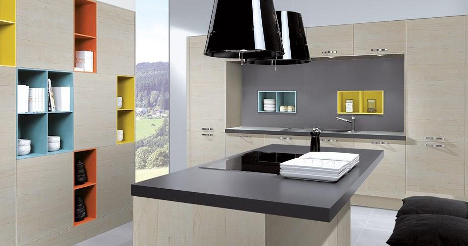 Las influyentes paredes de la cocina cocinas con estilo for Ideas para disenar tu cocina