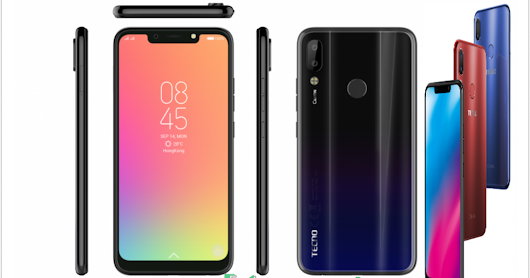 Tecno Camon 11 and Camon 11 Pro Features, Specifications And Price