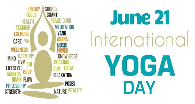 National yoga day