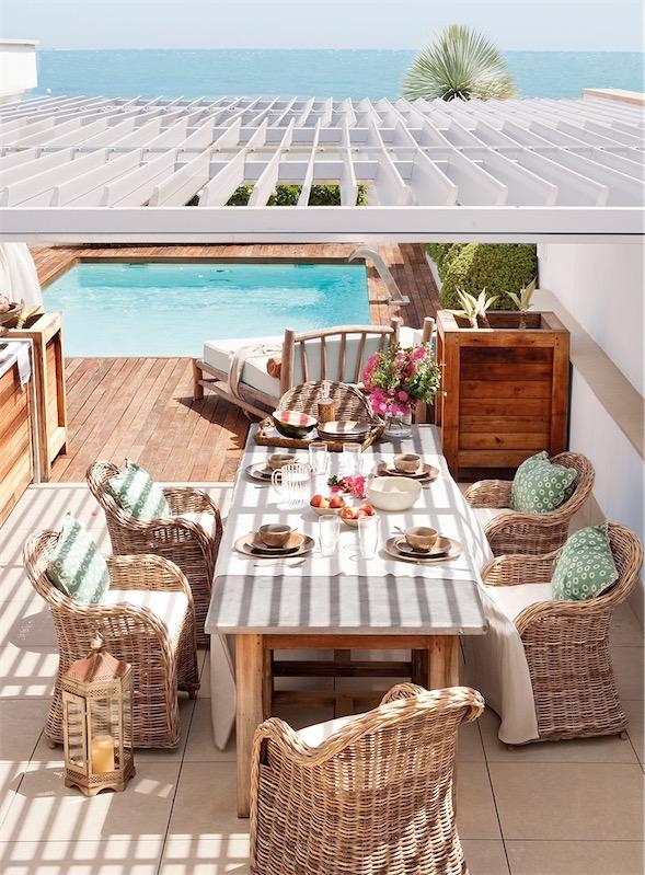 muebles para disfrutar del verano
