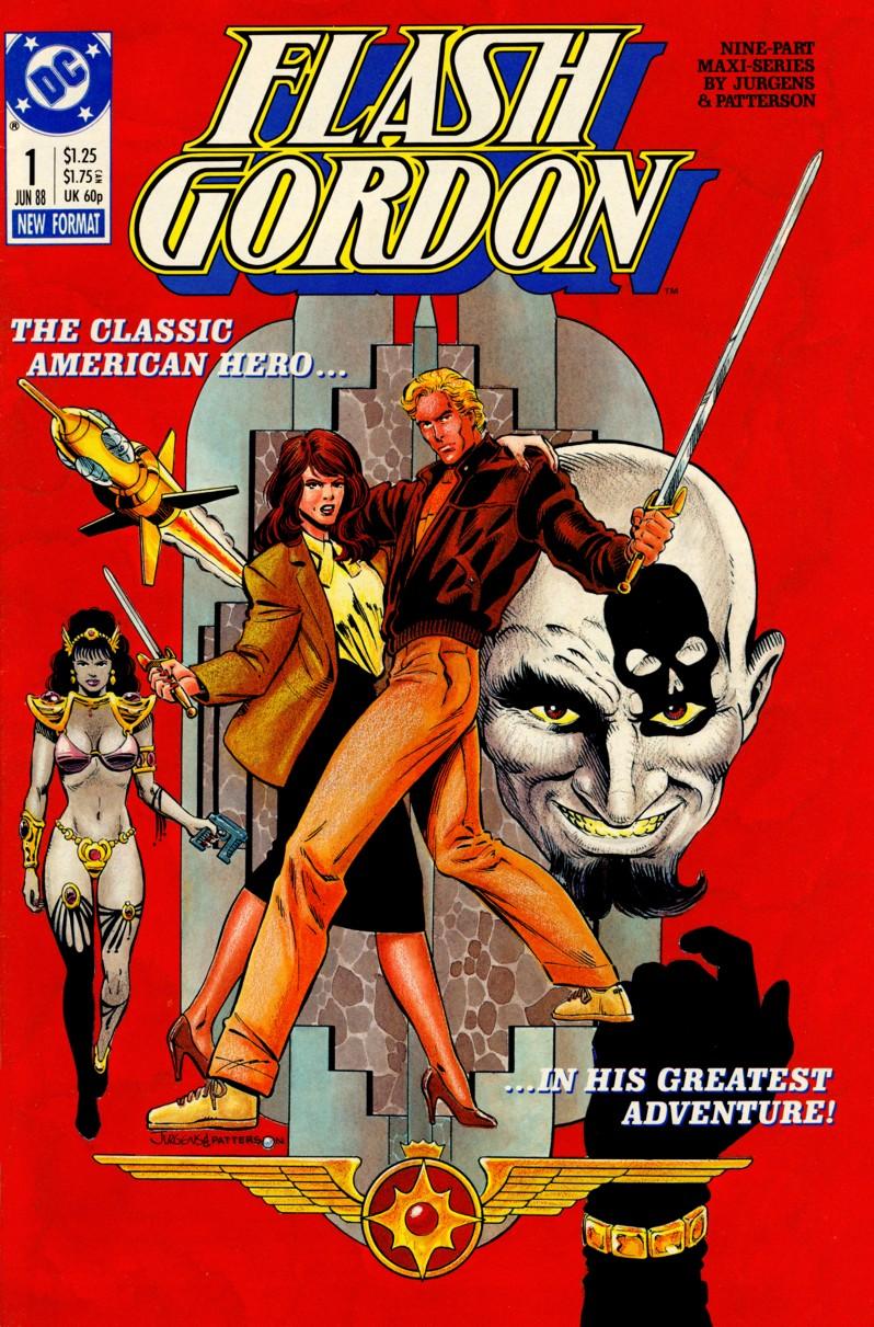Flash Gordon (1988) 1 Page 1