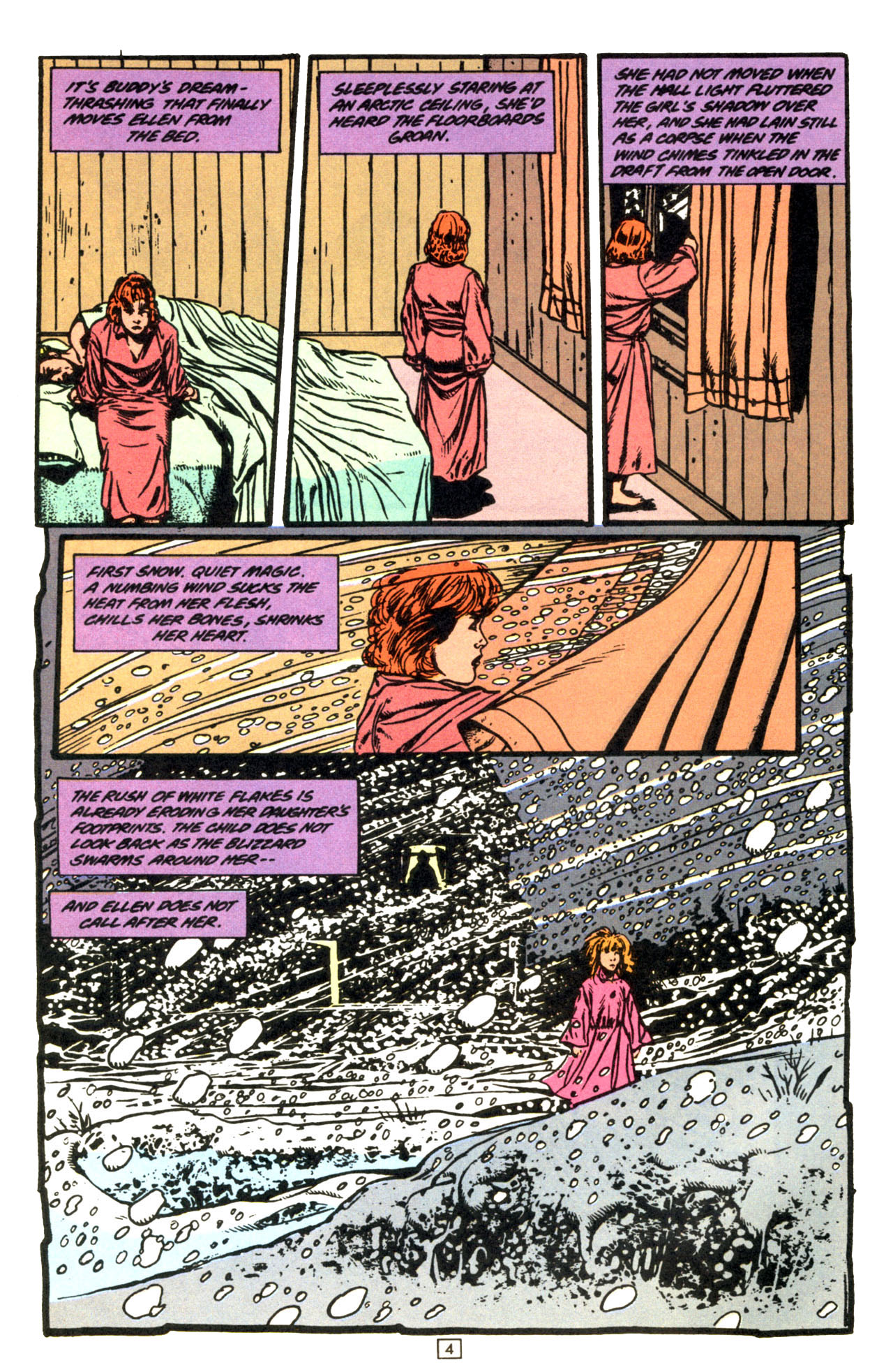 Read online Animal Man (1988) comic -  Issue #69 - 5