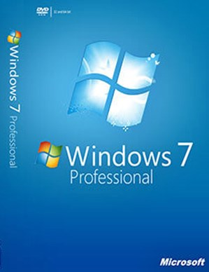 Download Windows 7 Professional via Torrent