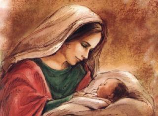 cantos Maria mãe Deus-ano novo-Paz mundial
