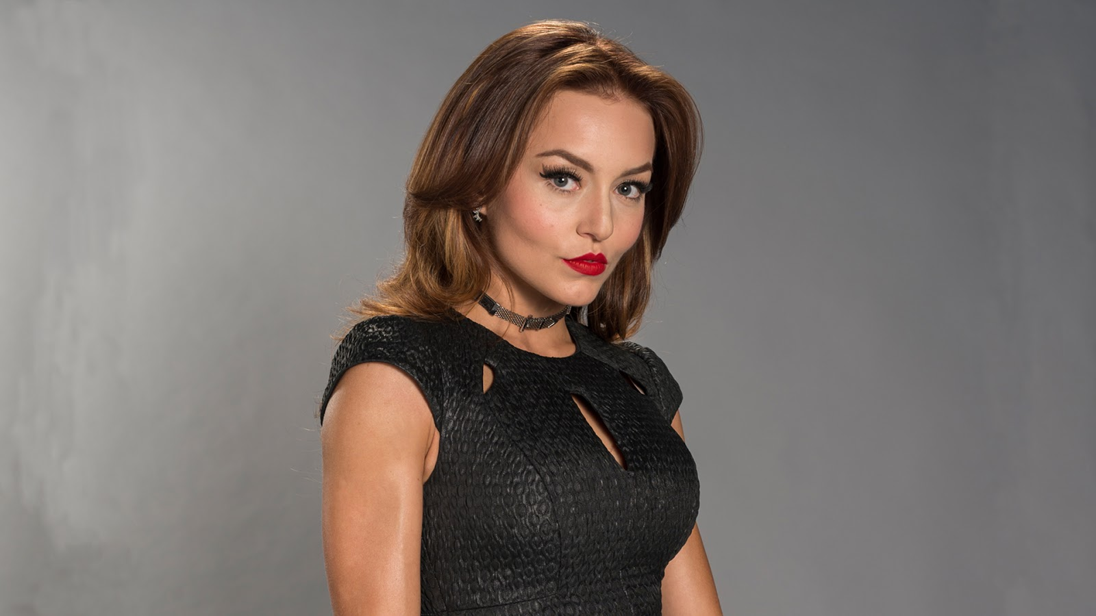 Angelique Boyer é Ana Letícia