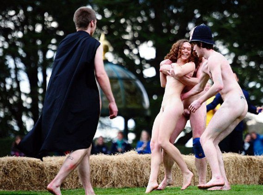 nude public sex new zealand