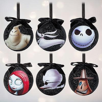 The Spooky Vegan: Eerie Ornaments For Your Creepmas Tree