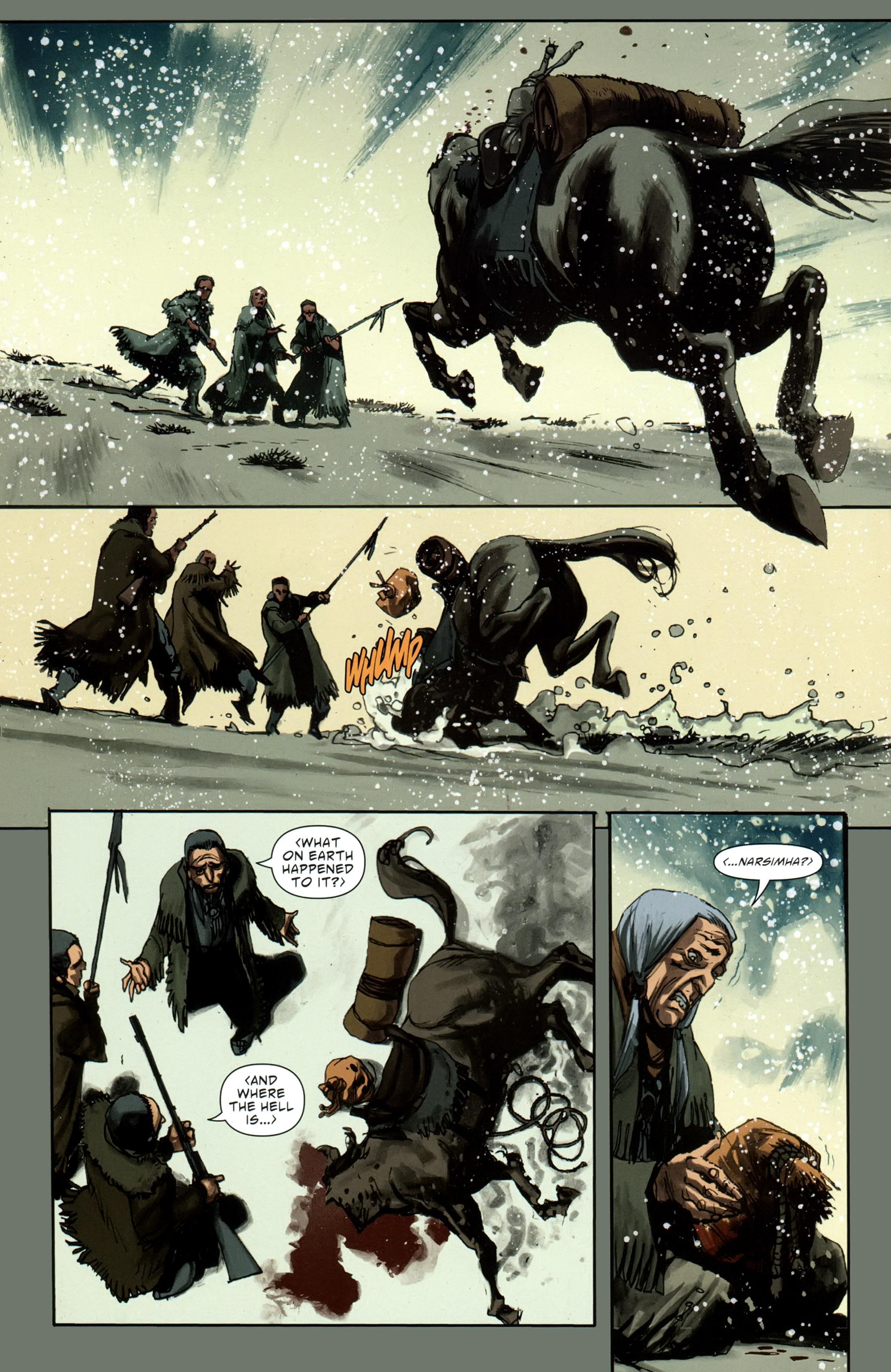 Read online Trillium comic -  Issue #7 - 26