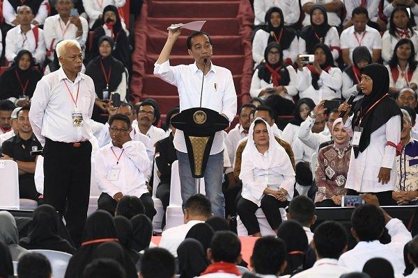 Janji Jokowi ke Penyuluh Pertanian seperti Mempermainkan Rakyat Kecil