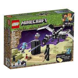 Minecraft The End Battle Lego Set