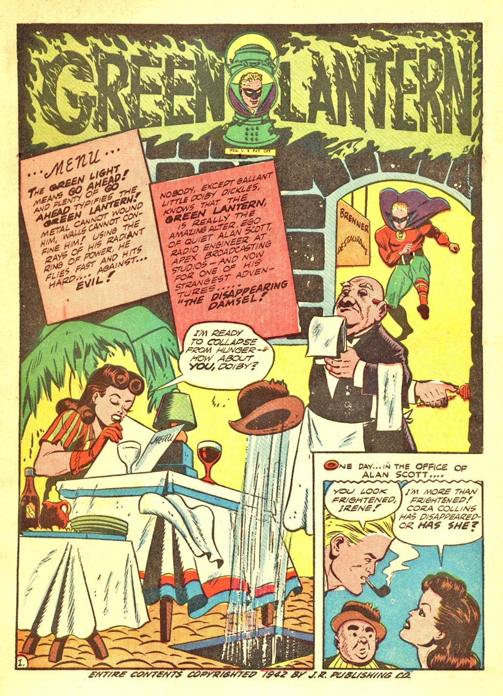 Read online All-American Comics (1939) comic -  Issue #47 - 3