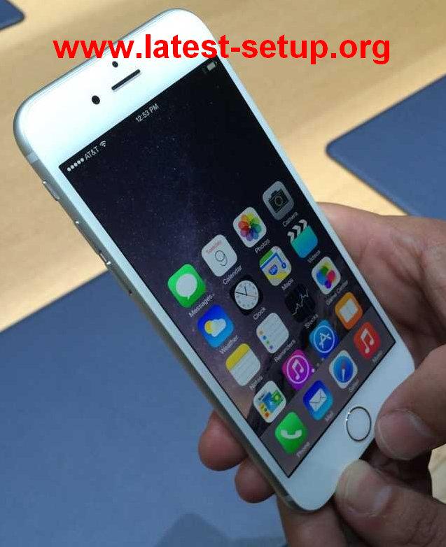 Скачать прошивку на Айфон 6