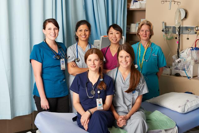 lifestyle of a nurse