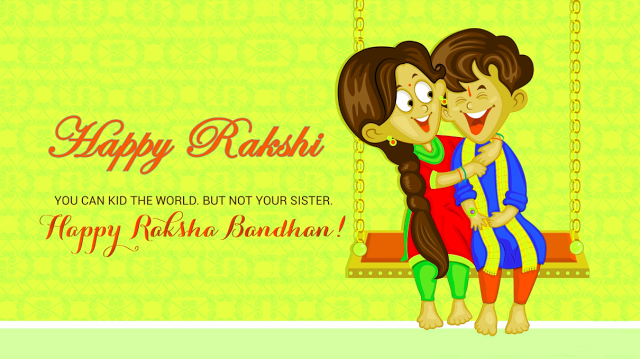 Happy Rakhi Images with Quotes Free download HD