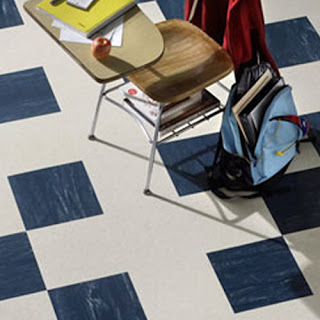 Greatmats Marble Smooth Rubber Tile commercial floor