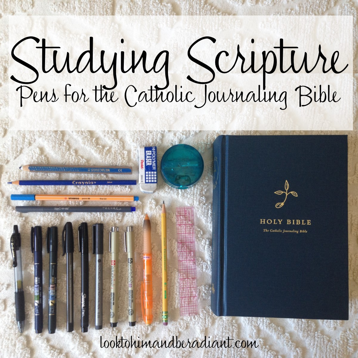 Look to Him and be Radiant: Studying Scripture: The Best