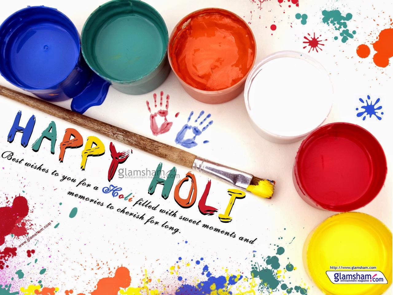 happy holi in advance wallpaper 2015