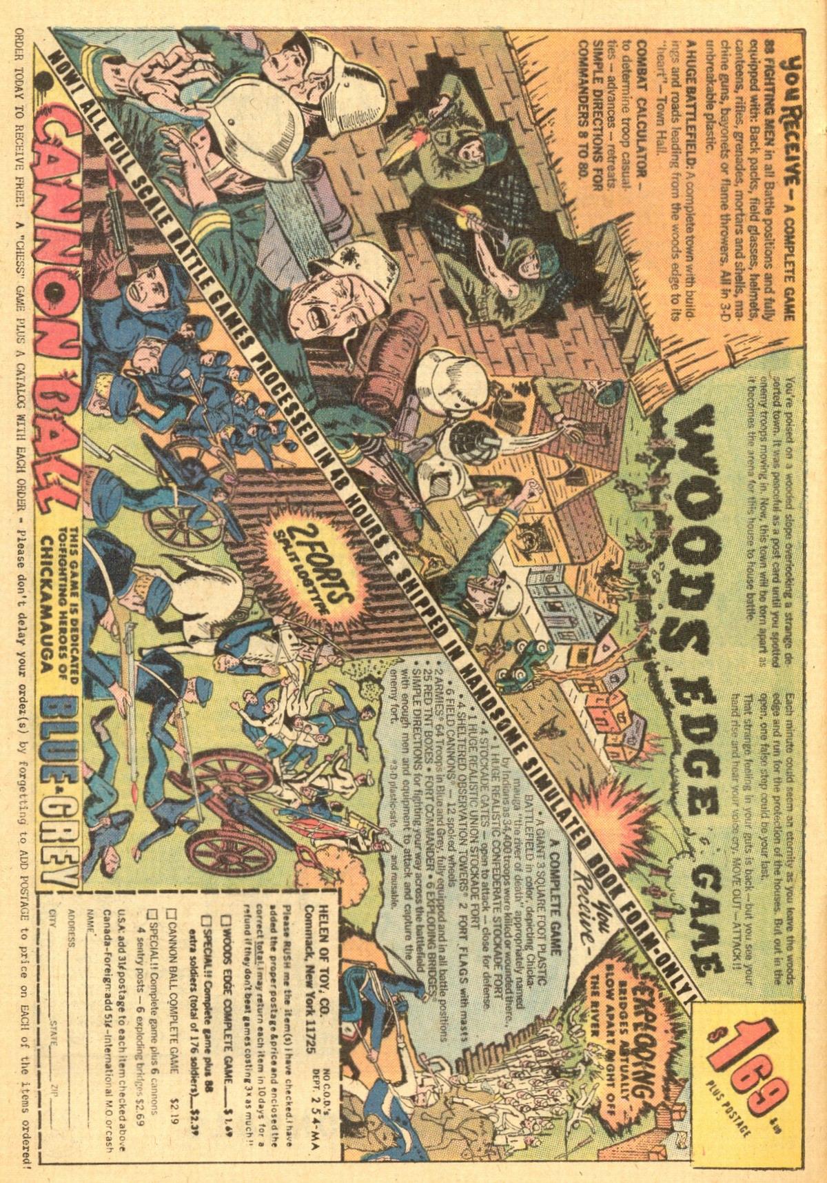 Strange Adventures (1950) issue 243 - Page 25