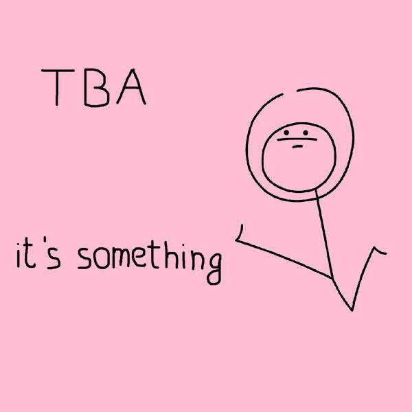 "TBA stream new EP ""It's Something"""