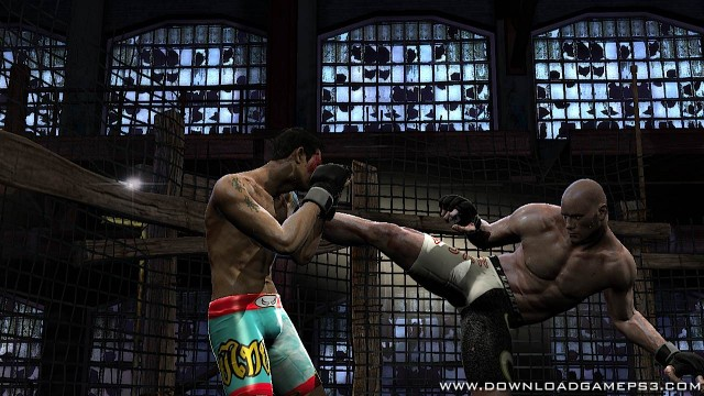 Supremacy MMA - Download game PS3 PS4 RPCS3 PC free