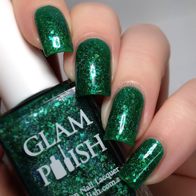 Glam Polish-It's Electrifying!