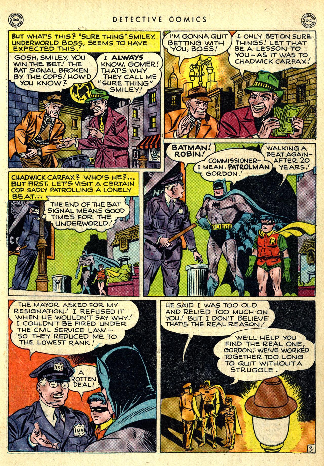 Read online Detective Comics (1937) comic -  Issue #121 - 5