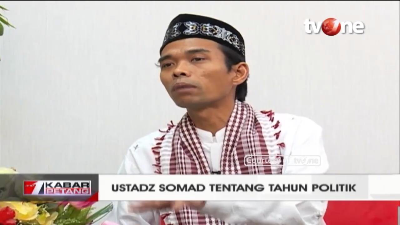 Akhirnya Ustadz Somad Ungkap Rahasia Di Balik Suksesnya Reuni 212