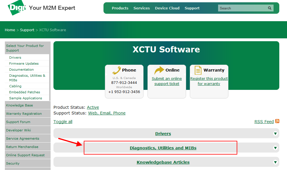 XCTU - Download