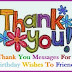 Thank You Messages For Birthday Wishes To Friends