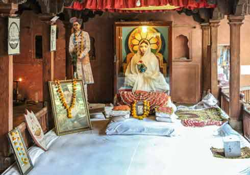 Death Anniversary of Rani Ahilyabai Holkar