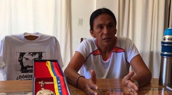 "Milagro Sala culpa a gobernador de ""querer ponerle una mordaza"""