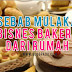 4 Sebab Mulakan Bisnes Bakeri dari Rumah