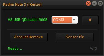 Remove MI Cloud Redmi note 3 pro Miui 8 5 - TUSERHP
