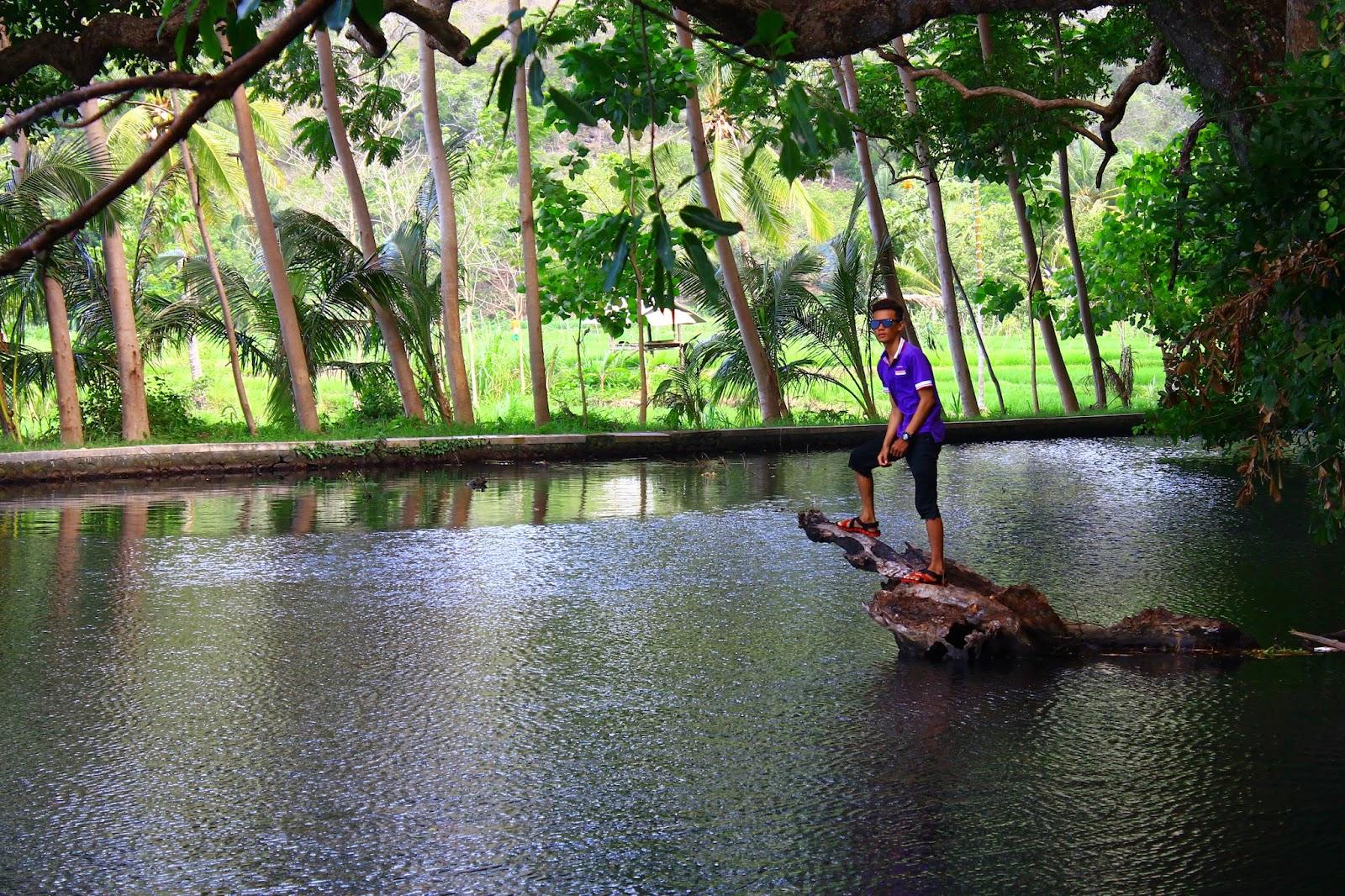 wisata danau gumbang