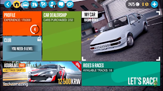 CarX Drift Racing 2 Mod Apk Data Unlimited Money for android