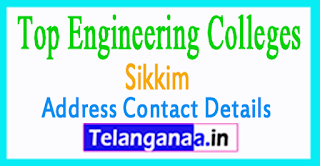 Top Engineering Colleges in Sikkim