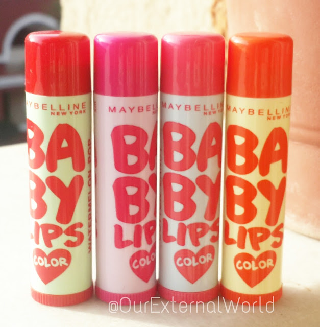 Quick Review: Maybelline Baby Lips Candy Rush Lip Balms