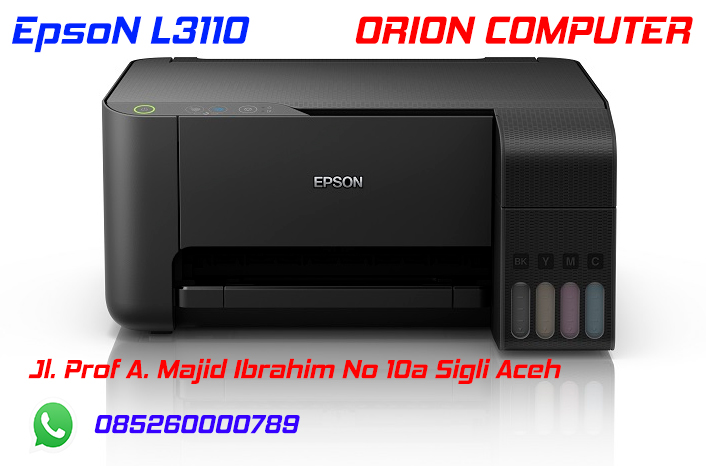 Printer Epson L3110 Driver Orion Computer