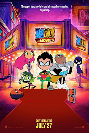 Watch Online Teen Titans Go! To the Movies 2018 720P HD x264 Free Download Via High Speed One Click Direct Single Links At WorldFree4u.Com