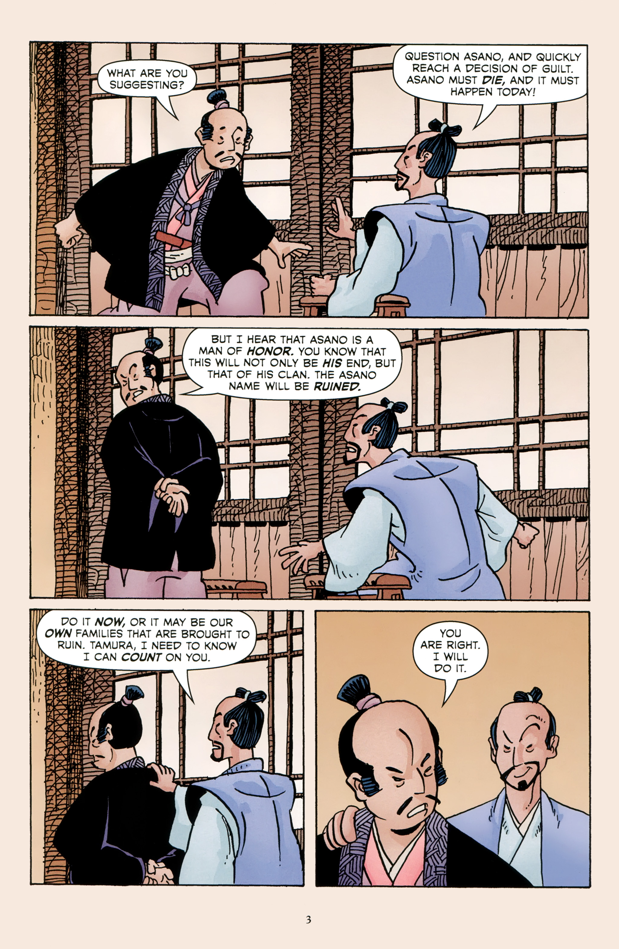 47 Ronin 2 Page 4