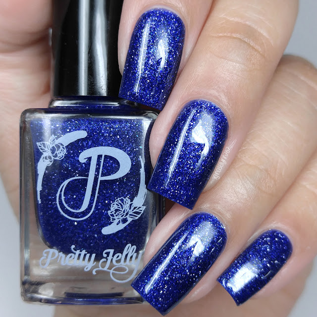 Pretty Jelly Nail Polish - Crown
