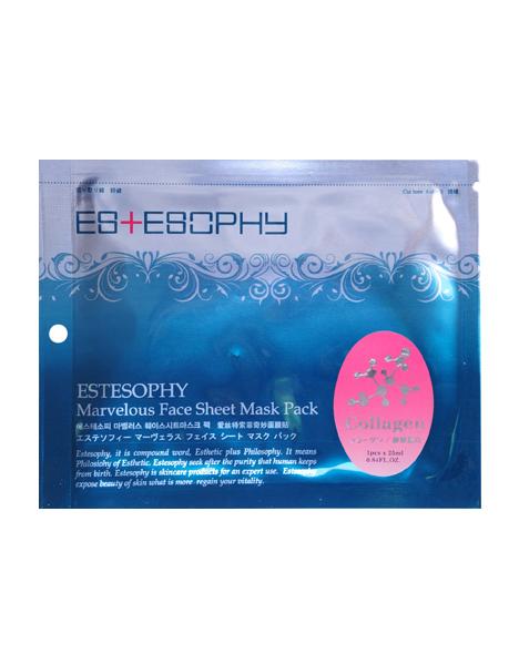 Mặt nạ bổ sung Collagen - chống nhăn da - Estesophy