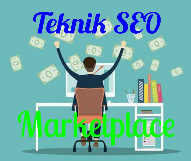 Bagaimana cara SEO toko online Marketplace