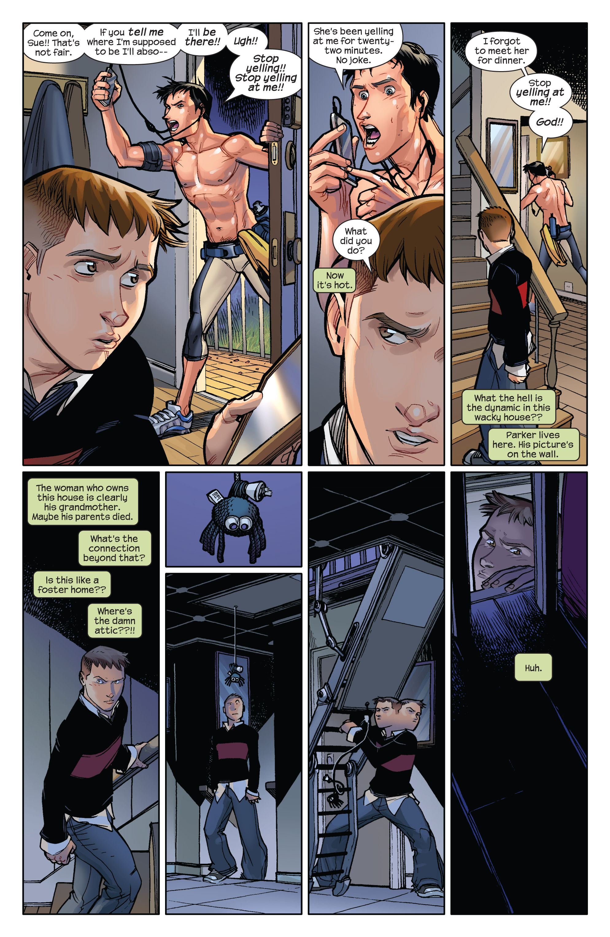 Read online Ultimate Spider-Man (2009) comic -  Issue #12 - 9