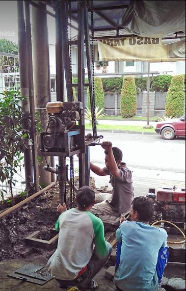 Jasa Pembuatan Sumur Bor Medan