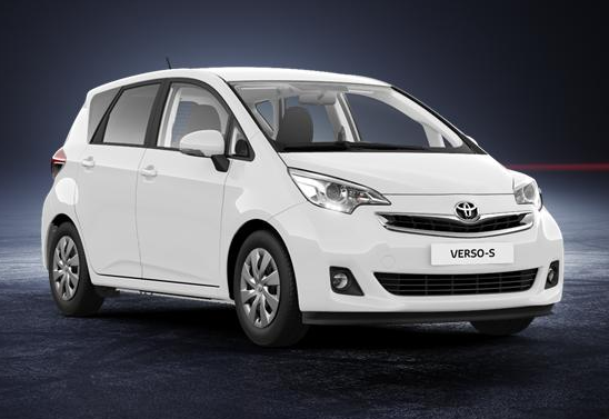 toyota verso s restyl 2015 couleurs colors. Black Bedroom Furniture Sets. Home Design Ideas