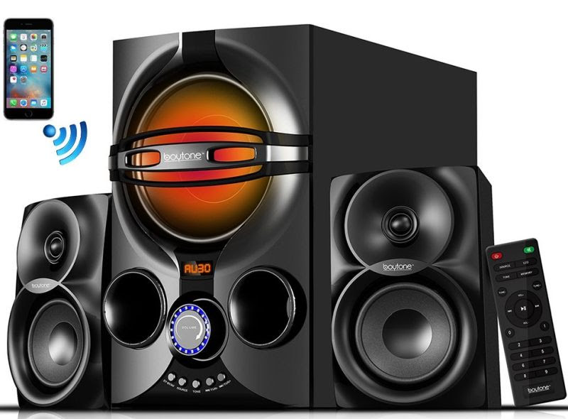 Rogeriodemetrio Com Bluetooth Powerful Home Theater