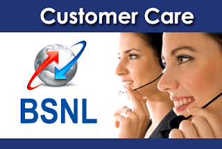 BSNL Customer Care Toll Free Helpline